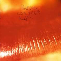 "Die Doppel CD Deluxe Edition ""Kiss Me,Kiss Me,Kiss Me"" von The Cure"