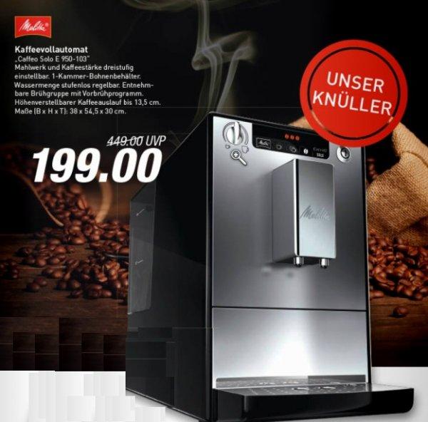 Kaffeevollautomat Caffeo Solo E950-103 für 199 € ( im Prospekt Marktkauf für Münster in Westf.)