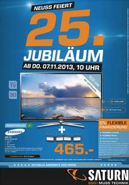 [lokal Neuss] Miele S2121 95€, Sony BDP-S4100 50€, Becker 50 LMU 115€, Samsung UE40F6340 465€, FRITZ!Box 7290 175€