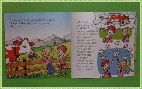 """Und das letzte aus meiner Gratis-Kinderbuch-Aktion: """"Juhu, so wird Heu gemacht!"""" Geschichte der Heuherstellung auf spielerische Art und Weise erzählt. Schönes Heft aus Österreich"""