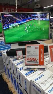 "Philips aktiv 3D 46"" 46PFL4508 (triple-tuner) bei Saturn in Herford"