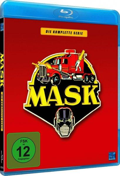 M.A.S.K. - Die komplette Serie [Blu-ray]  (Kultserie) für 26,99 € @ amazon.de