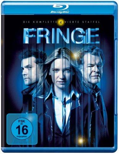 Media Markt/Amazon: Fringe Staffel 4  [Blu-ray] für 17,90 € (DVD für 8,47 € + VSK)