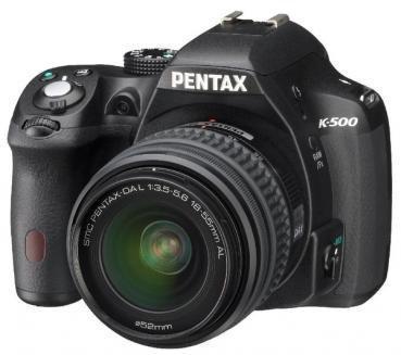 e-maxx 10% Rabatt, z.B. Pentax K-500 mit DAL 18-55 mm für 392,72€