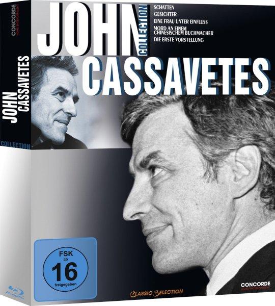 John Cassavetes Classic Collection [Blu-ray] o. Vsk  für 22,98 € @ amazon.de