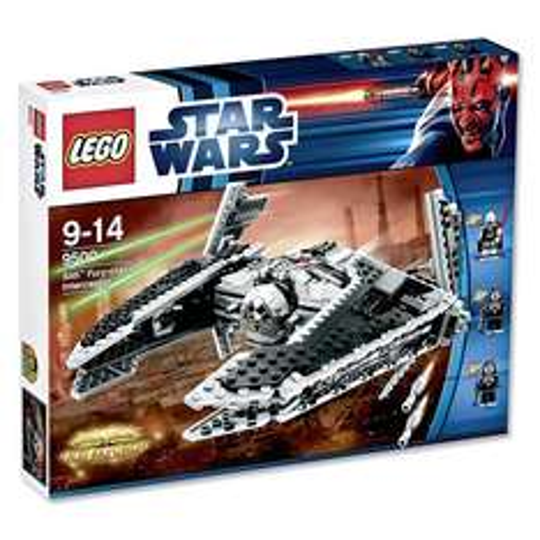 """Lego™ - """"Star Wars: Sith Fury-class Interceptor"""" (9500) ab €59.- [@Real.de]"""