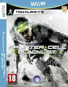 Nintendo Wii U - Tom Clancy's Splinter Cell Blacklist für €27,19 [@Shopto.net]