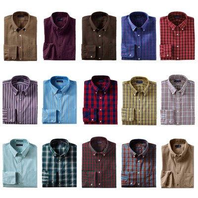 Lands' End Button-Down Hemden in vielen verschiedenen Ausführungen für 17,95€