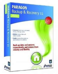 Paragon Backup and Recovery 12 Compact Edition (WIN XP, 7 u. 8 )kostenlos statt 29,95 $ @ bitsdujour.com
