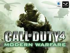 [Steam] Call of Duty® 4: Modern Warfare® für 3,69€