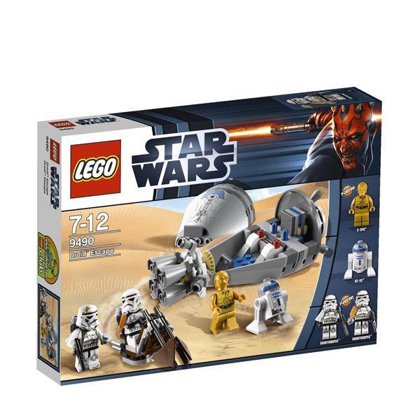 "Lego™ - ""Star Wars: Droid Escape (9490)"" für €19,20 [@TheHut.com]"