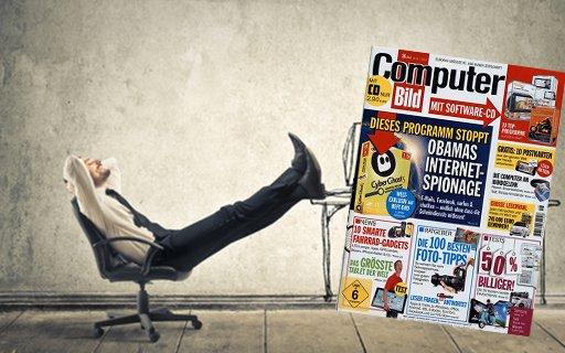 Jahresabo COMPUTER BILD für nur 29.90€!!!