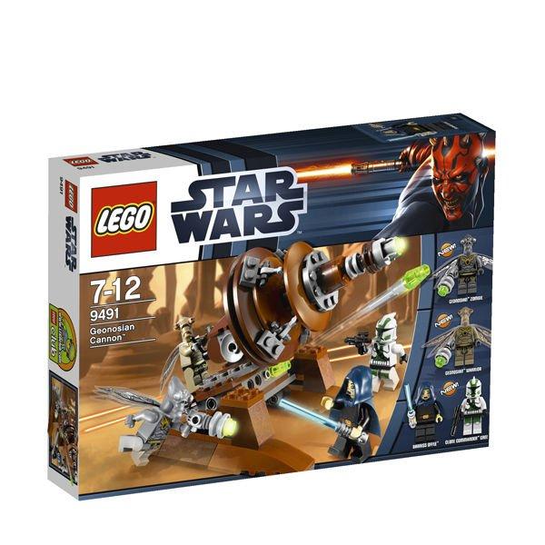 """Lego™ - """"Star Wars: Geonosian Cannon (9491)"""" für €15,97 [@TheHut.com]"""