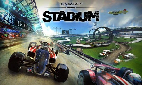 Trackmania Stadium 2