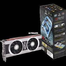 XFX Radeon HD 7970 GHz Edition @ ZackZack