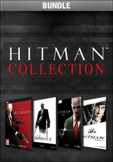 [STEAM] Hitman Collection @ Gamefly