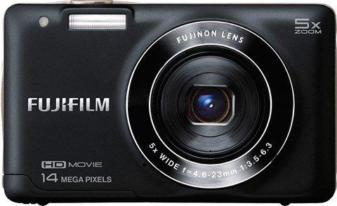 """Fujifilm FINEPIX JX600 (14 MP, 5x opt. Zoom, 2,7"""" Display) für 56,94 € + 12€ Qipu möglich @Schwab"""