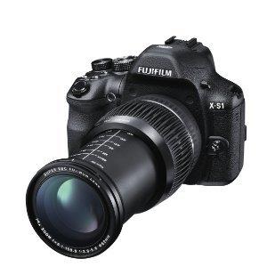 Fujifilm X-S1 Kamera für 331€ @ amazon.es