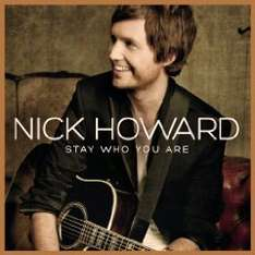 Amazon MP3 Album: Nick Howard - Stay Who You Are  - NUR HEUTE für  3,99€