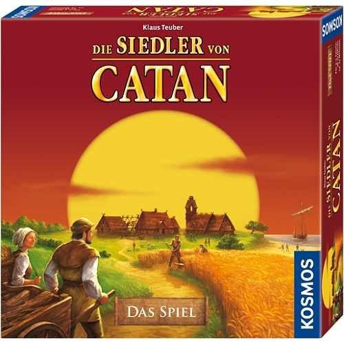 Die Siedler von Catan + Die Siedler - Entdecker & Piraten für 30€ @ToysRus