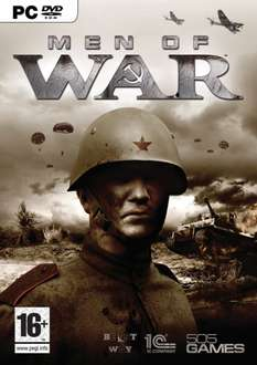 [Steam] Men of War $2.49 (75%)