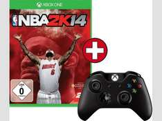 [MediaMarkt] XBOX One NBA 2K14 + XBOX One Wireless Controller 95€