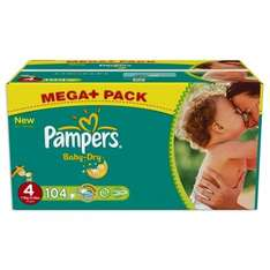 [Lokal Berlin] Pampers Megapack für 19,99 @ Norma am 8.11.+9.11.