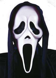 Orginal Scream Maske [Online]