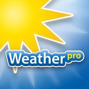 Android™  WeatherPro & WeatherPro HD [0,99€ statt 2,99€]