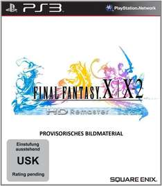 Final Fantasy X HD für 35 € [Amazon.de]