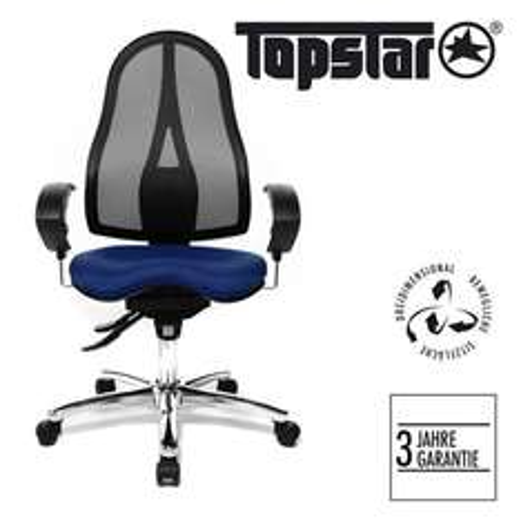[Wohnprofi] Topstar Fitness-Drehstuhl Sitness 15