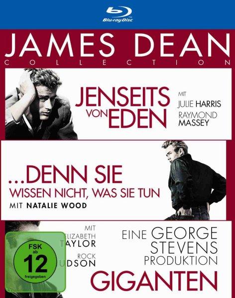 James Dean Collection [Blu-ray] für 20€ @Amazon