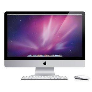 Apple iMac MC813D/A 68.6 cm (27 Zoll) early 2011 mit i5 und Sandy Bridge @ Amazon.de