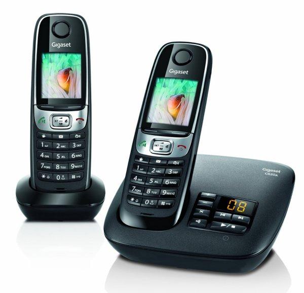 Gigaset C620A DUO Telefon fürs Festnetz ca.101€ inkl. Versand/PVG etwa 130€