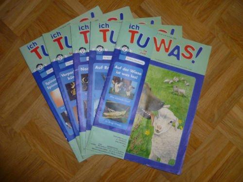 """Bis zu 5 Kinderzeitschriften  """"Ich tu was"""" - Naturthemen und Umweltfragen - kostenlos & versandkostenfrei aus Bayern"""