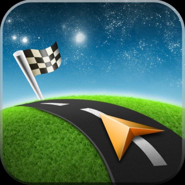 Sygic D-A-CH: GPS Navigation (iOS)