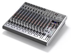 22-Kanal Behringer-USB-Mischpult @ thomann für 235€