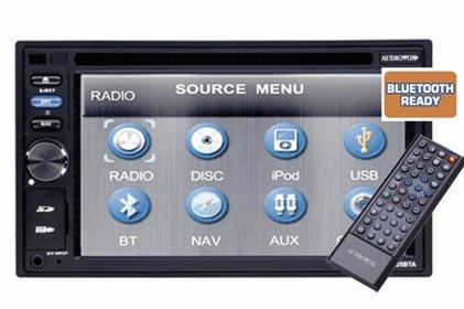 2DIN Moniceiver Audiovox VME 9325BTA für 149€ (mit Bluetooth für 172,59€)