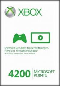 4200 Xbox Live Points für 39.95