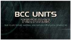 Boris Continuum Textures Unit for Mac/PC