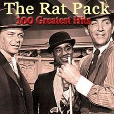 Amazon MP3 Album -  Rat Pack ( Dean Martin,Frank Sinatra, Sammy Davis jr.) - 100 Greatest Hits (Amazon Edition) -  Nur 5 €