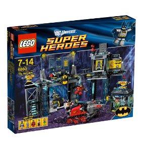 LEGO SUPER HEROES Die Bathöhle 6860 versandkostenfrei bei@galeria-kaufhof.de