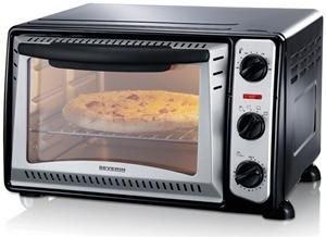 [Kaufland] Severin TO 2034 Minibackofen,1500 Watt,Garraum 20l,geeignet für Pizzen bis 28 cm Ø
