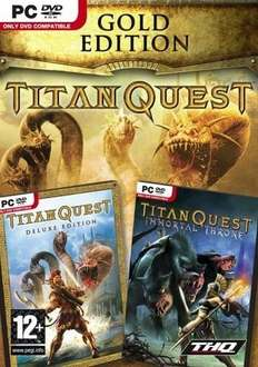 [steam] Titan Quest Gold 2,49€