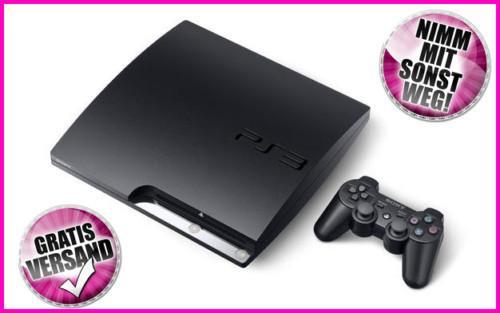 Playstation 3 Slim 120GB EBAY