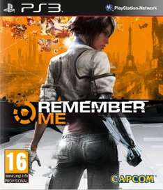 (UK) Remember Me [PS3/Xbox] für 19,14€ @ Zavvi