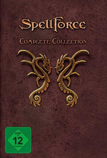 [Steam] Spellforce: Complete Collection (Mit Gutschein für 10 €)