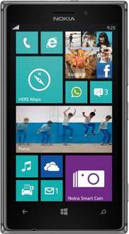 Nokia Lumia 925 Black 16GB (EU) (B-Ware)