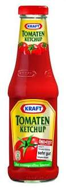 Rewe Kraft Tomaten Ketchup 500 ml