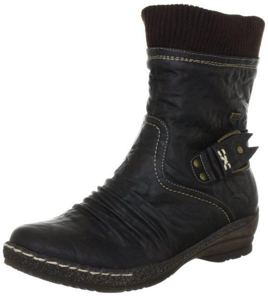 Rieker 90182-27 Damen Fashion Halbstiefel & Stiefeletten